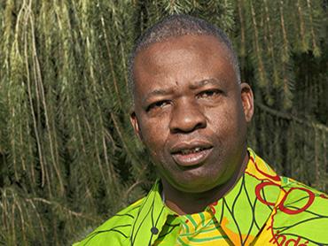 Victor Kadima chef de groupe écolo & conseiller communal écolo Flémalle